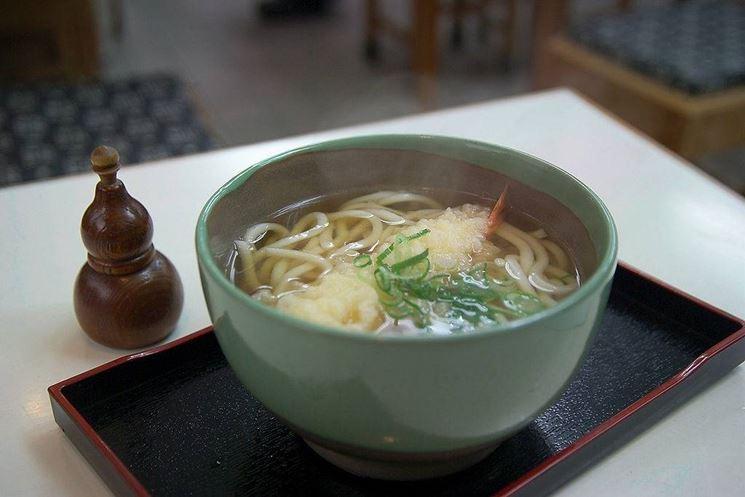Tipica zuppa orientale