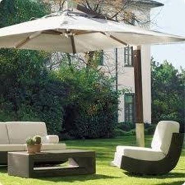 Ombrelloni da giardino mobili da giardino - Riparazione ombrelloni da giardino ...