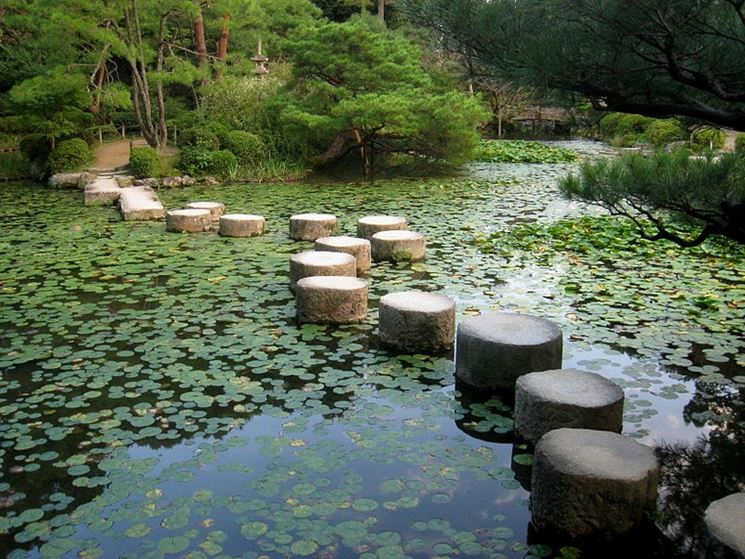 Giardini zen speciali giardini zen speciali sul for Estanque japones