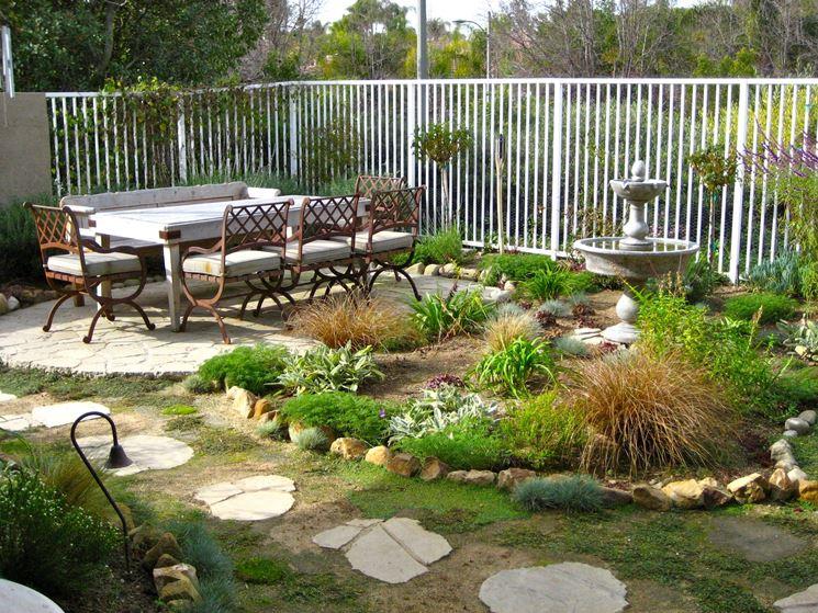 Crea giardino : lilluminazione