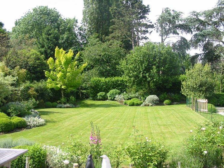 esempio di giardino