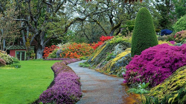 Creare un giardino fai da te crea giardino realizzare for Allestimento giardino