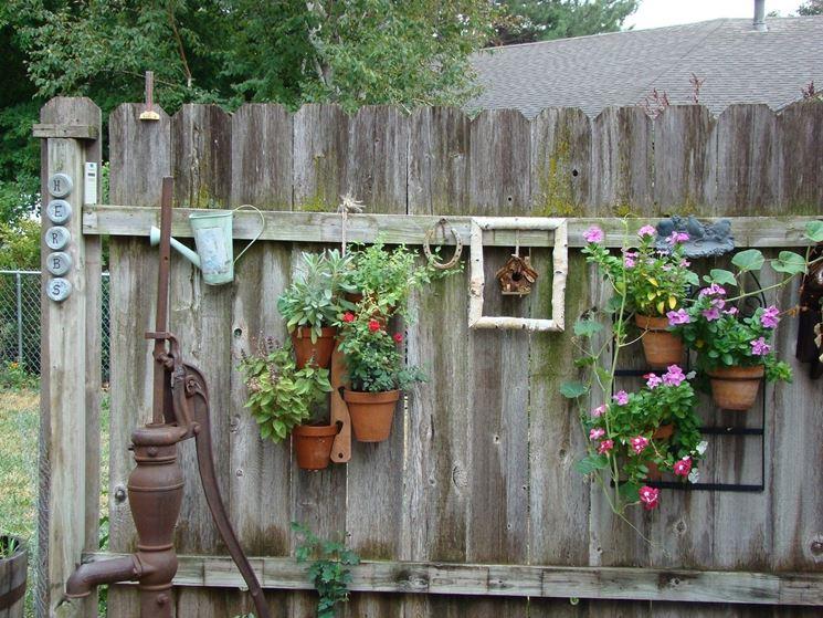 Creazione giardini privati crea giardino come creare - Giardino rustico ...