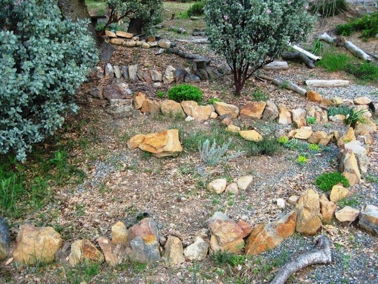 Favorito ghiaia per giardini - Crea giardino - sassi da giardino XE46
