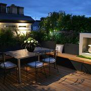 giardino a terrazze