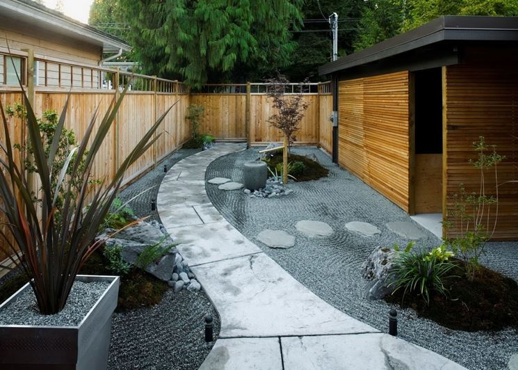 Giardini di casa - Crea giardino - Giardino per la casa