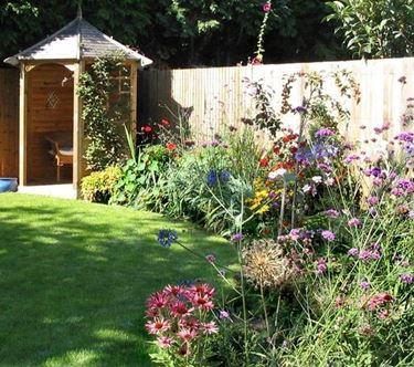 giardino piccole dimensioni