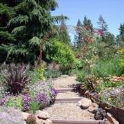 Giardino mediterraneo crea giardino giardino in stile - Giardino con brecciolino ...