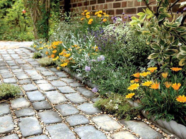 Idee per il giardino crea giardino come progettare - Idee per realizzare un giardino ...