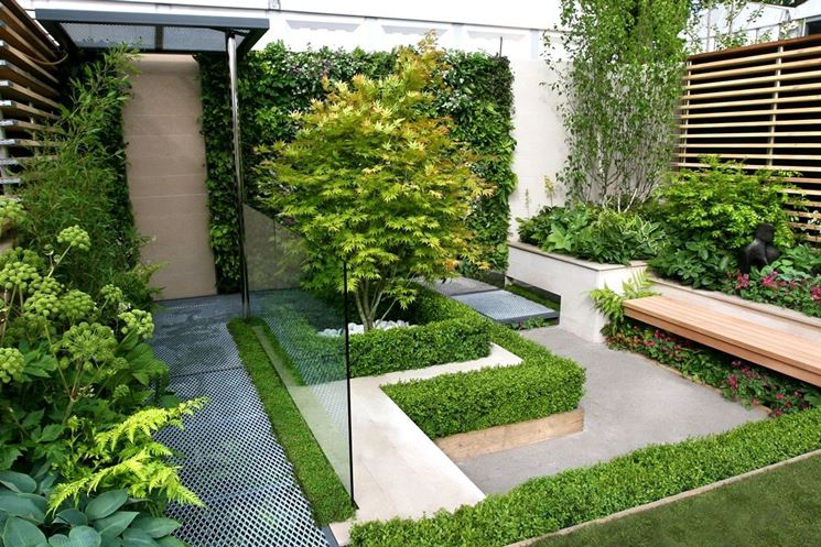 giardino piccolo