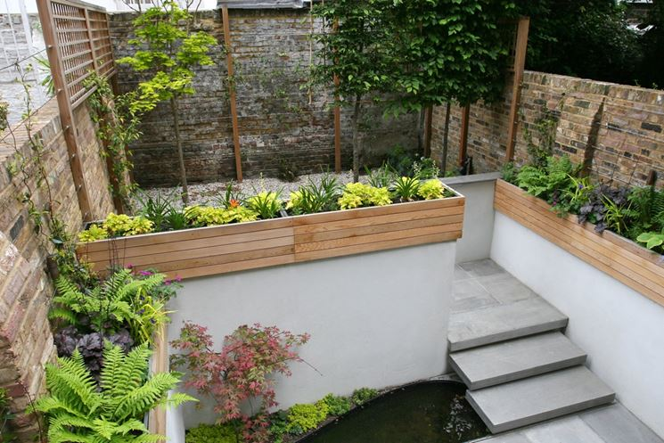 Piccolo giardino crea giardino giardino di piccole for Giardino piccolo
