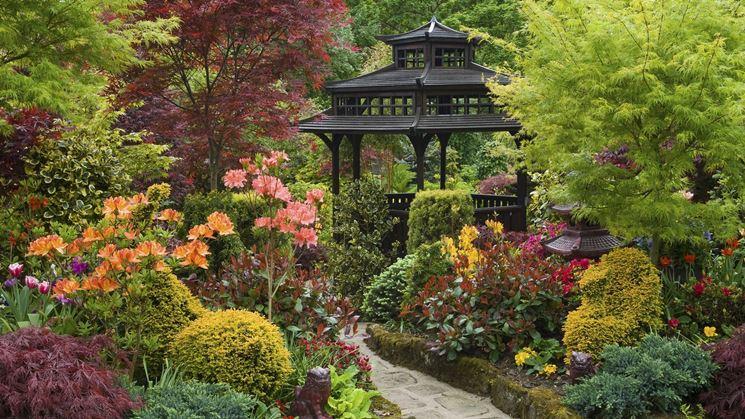 Extrêmement Progetti giardini privati - Crea giardino - Come progettare  FD22