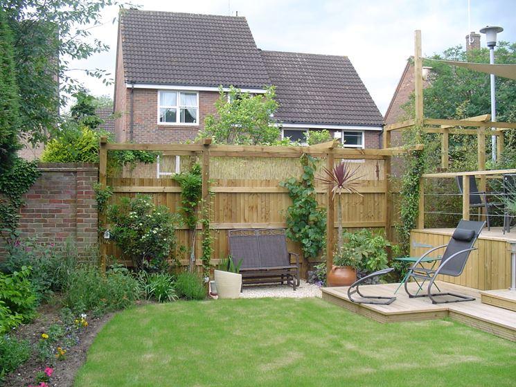 Realizzazione piccoli giardini crea giardino come for Soluzioni giardino