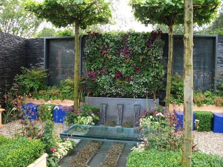 Realizzazione piccoli giardini - Crea giardino - Come realizzare giardini piccoli