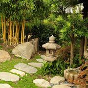piccoli giardini moderni