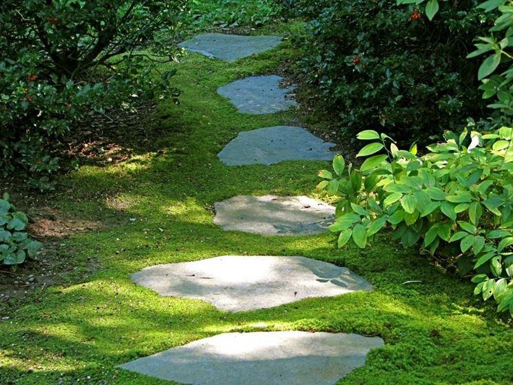 Vialetti giardino - Crea giardino - Creare vialetti per il giardino