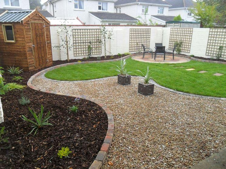 Vialetti giardino crea giardino creare vialetti per il - Vialetti da giardino ...