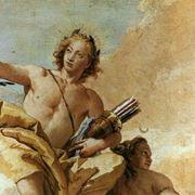 Apollo e Dafne immaginati dallo scultore austriaco Jakob Auer