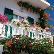 balcone estivo