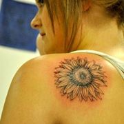 girasole tattoo