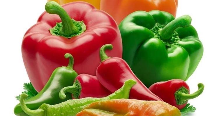 peperone e peperoncino