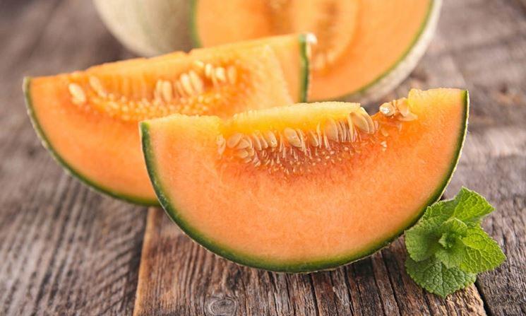 melone maturo