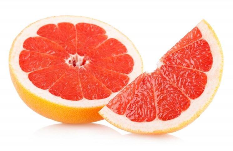 Arancia rossa di varietà Moro