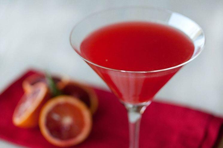 Cockteil Blood Orange
