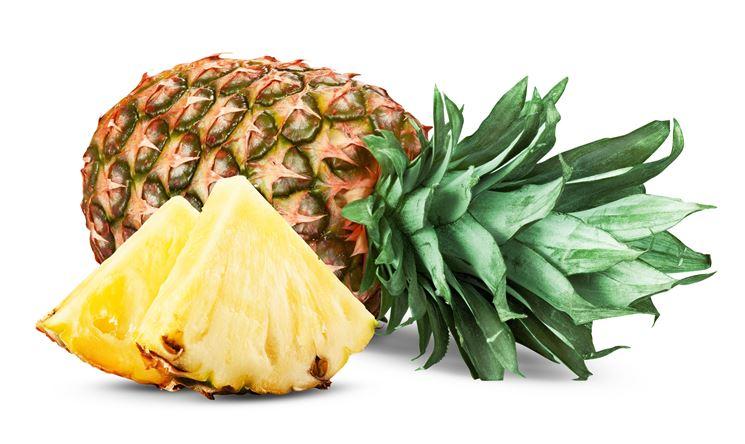 Dove si cela il gambo d'ananas