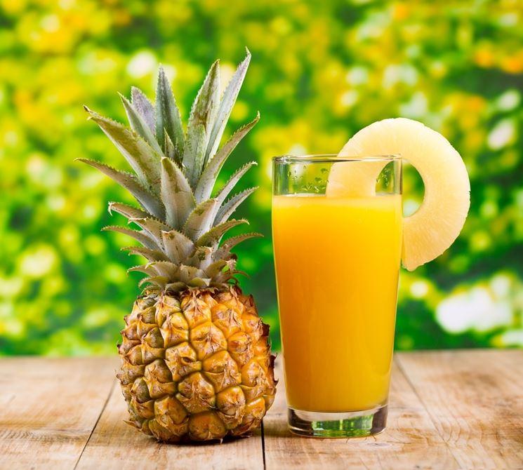 frutti d'ananas