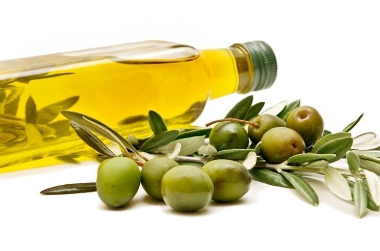 Olio prodotto dall'olivo itrana