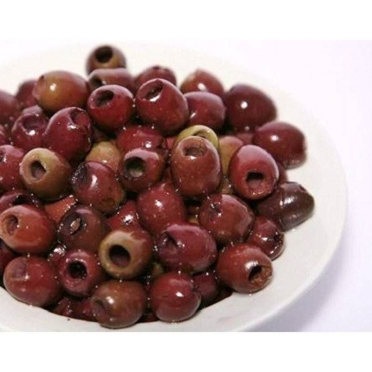 Olive Leccino denocciolate