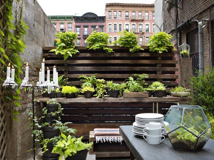 Orto verticale sul balcone   orto in balcone   coltivare orto ...
