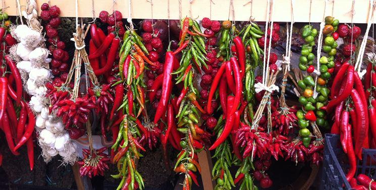 varietà calabresi peperoncino