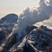 Zolfo crateri vulcani