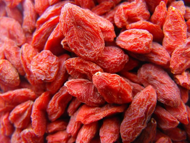 Una sferzata di benessere con i semi di goji