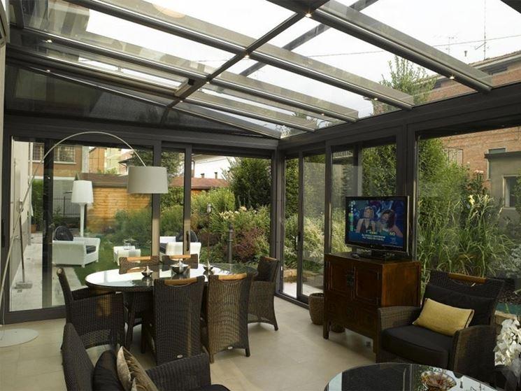 Serre bioclimatiche serre realizzazione serre for Piani di veranda coperta