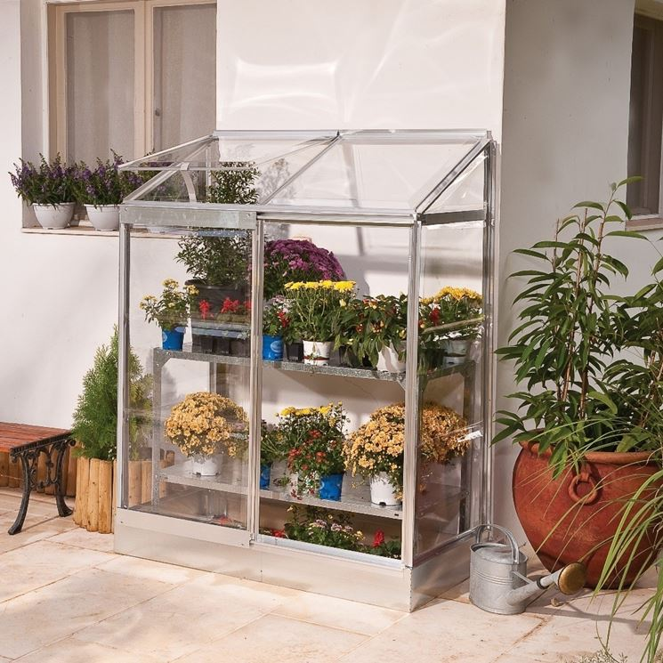 Awesome Serre Terrazzo Gallery - Idee Arredamento Casa & Interior ...