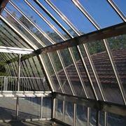 costruzione serra solare