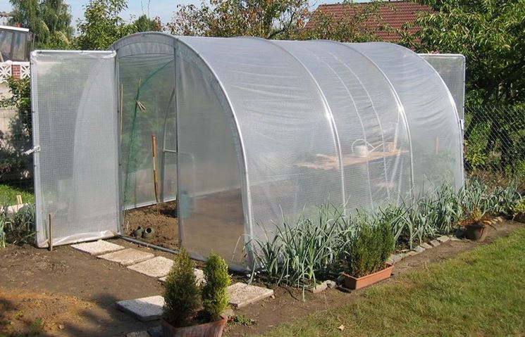teli in pvc per serra