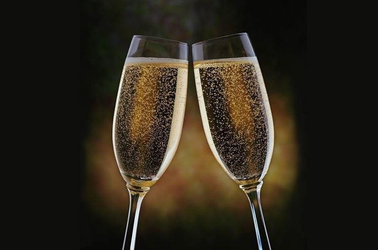 Bicchiere adatto allo Champagne