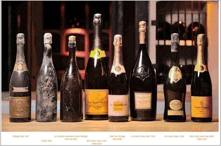 le migliori marche di champagne