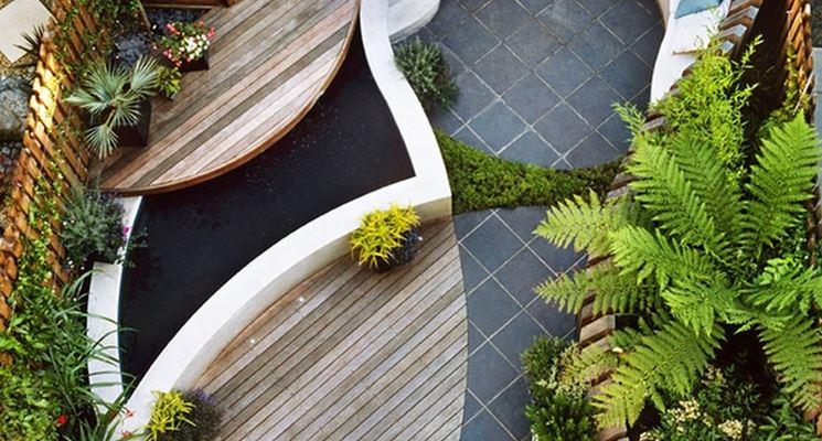 Decorazioni Per Giardini : Come addobbare un giardino idee creative ...