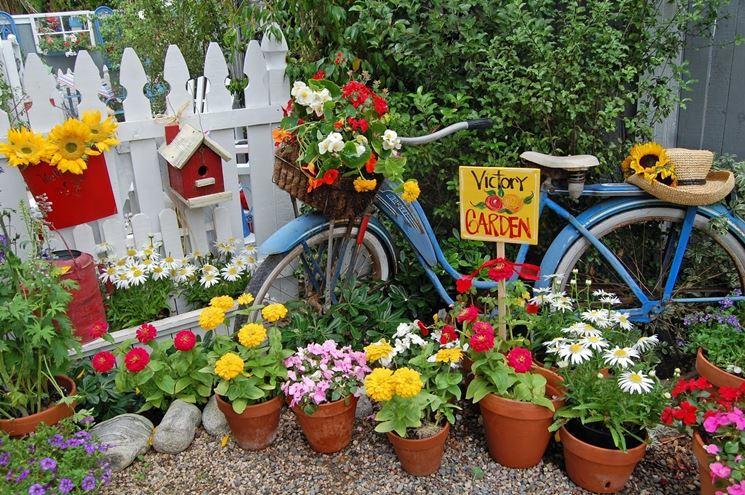 Decorazione Vasi Da Giardino : Decorazione giardini composizione piante decorazioni per il