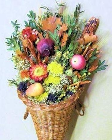 Casa moderna roma italy fiori secchi per decorazioni - Decorazioni fiori finti ...