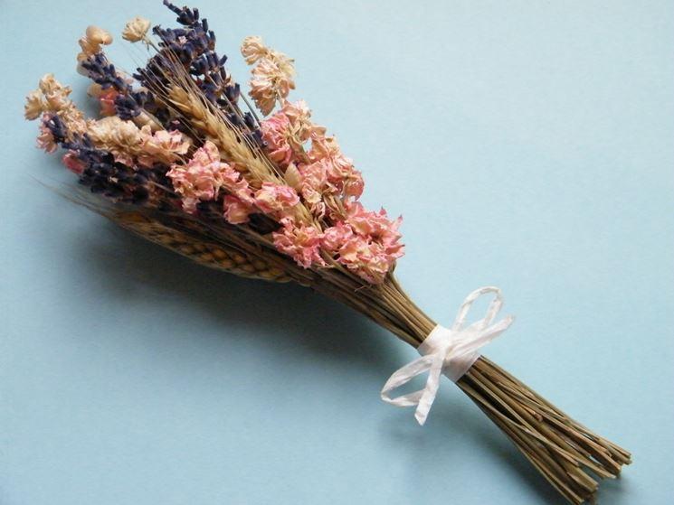 fiori secchi profumati