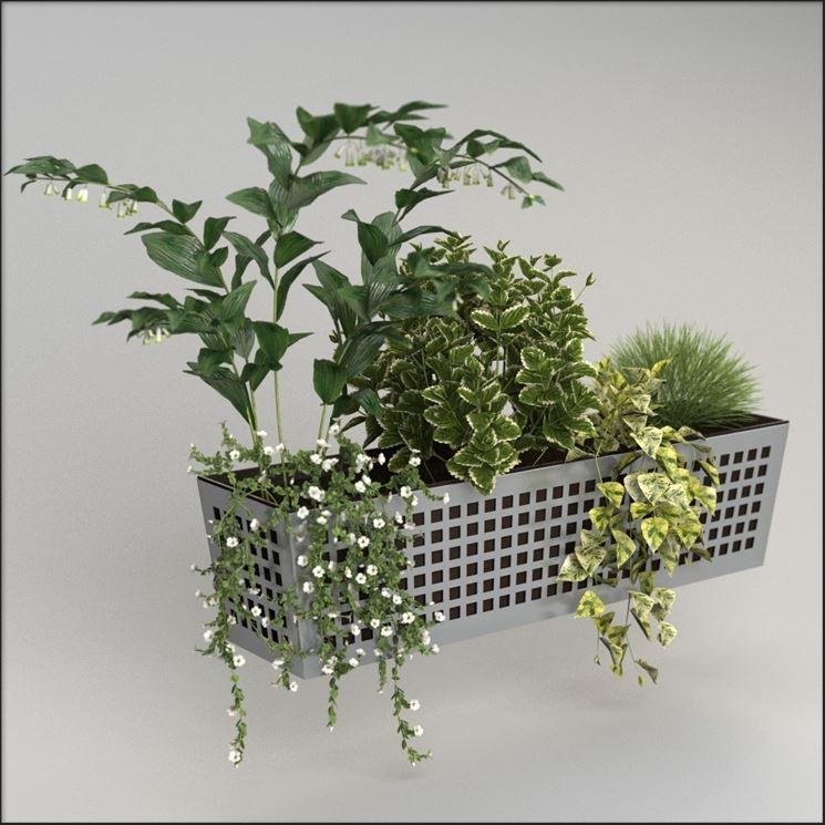 vasi per balcone