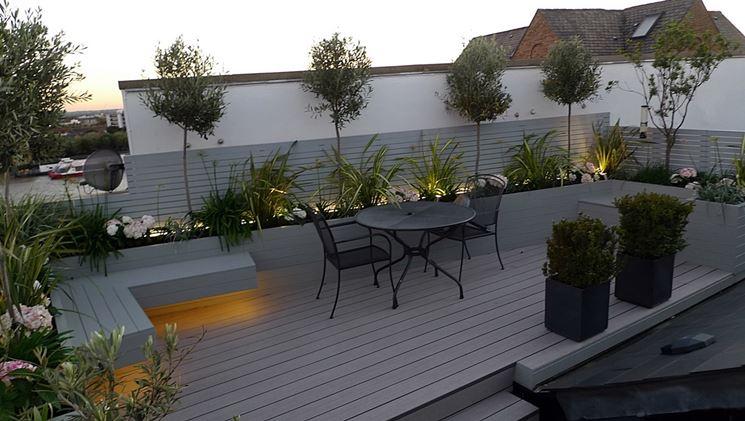Piante per terrazze piante da terrazzo piante per terrazzo - Giardino a terrazze ...
