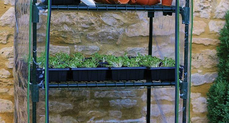 Porta Piante Da Balcone : Serra da balcone piante terrazzo per