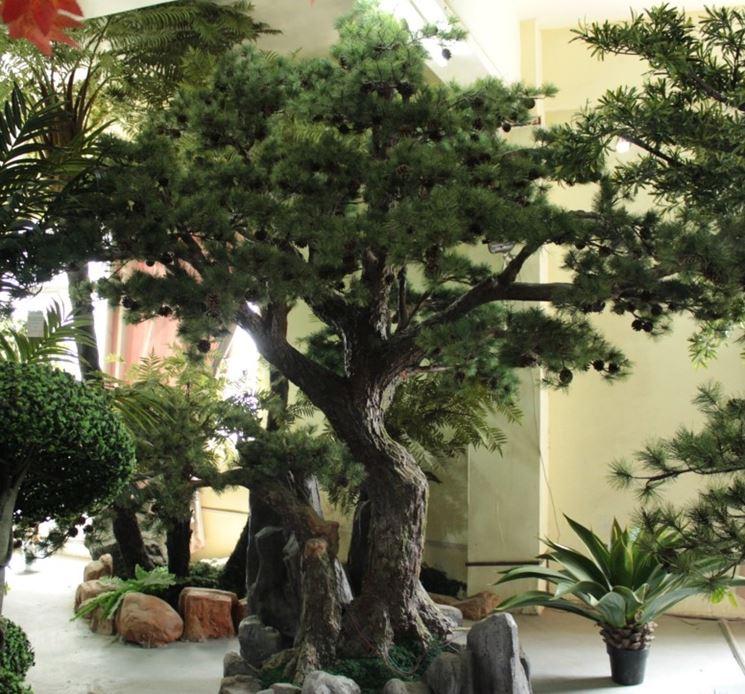 albero finto
